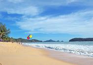 Malaysia Rundreise | Strand von Langkawi