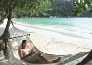 Malaysia Reisen | Relax am Strand, Pangkor Laut