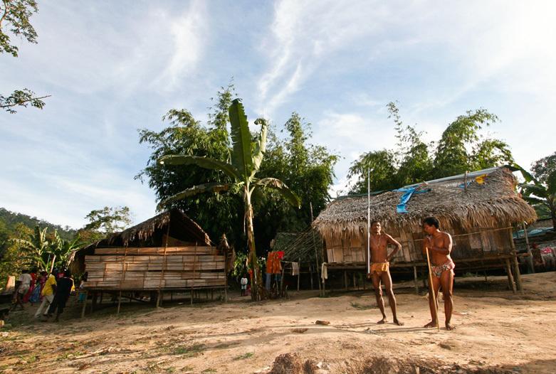 Malaysia Reisen | Orang Asli, Royal Belum Rainforest