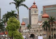 Malaysia Reisen | Kuala Lumpur Abdjul Samad Building