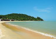 Malaysia Rundreise | Strand von Cherating