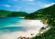Weisser Strand von Redang Island
