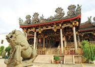 Malaysia Rundreise | Khoo Kongsi Temple in Georgetown