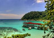 Malaysia Rundreise | Perhentian Island