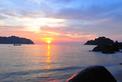 Malaysia Flitterwochen | Sonnenuntergang, Pangkor Laut