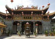 Malaysia Rundreise | Kwan Yin Tempel Kuala Lumpur