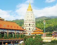Malaysia Reisen | Kek Lok Si Tempel, Georgetown