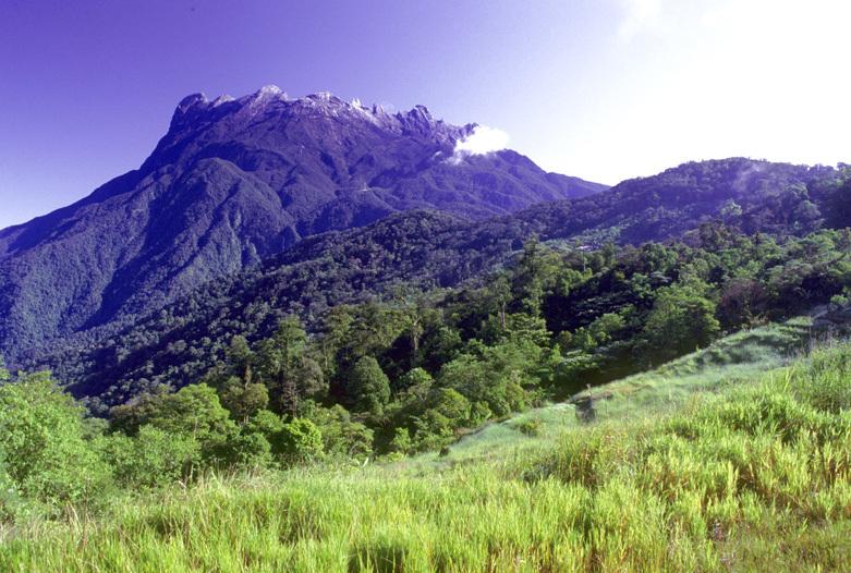 Malaysia Reisen | Mount Kinabalu, Borneo