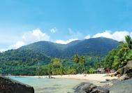 Malaysia Rundreise | Strand von Tioman Island