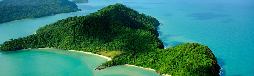Malaysia Reisen | Inseln, Langkawi