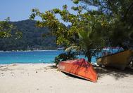 Malaysia Reisen | Strand Perhentian Island