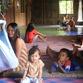 Malaysia Reisen | Iban-Familie, Borneo