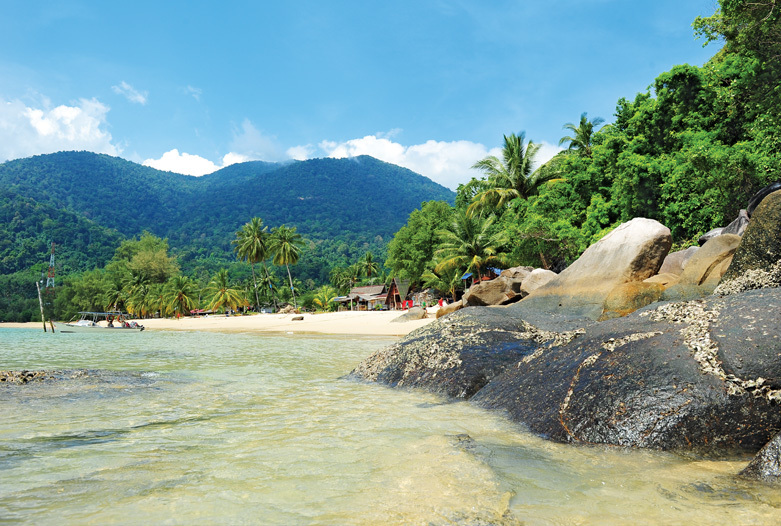 Malaysia Rundreise | Tioman Island