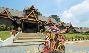 Wie Sie zu Ihrem Traum Malaysia Urlaub kommen
