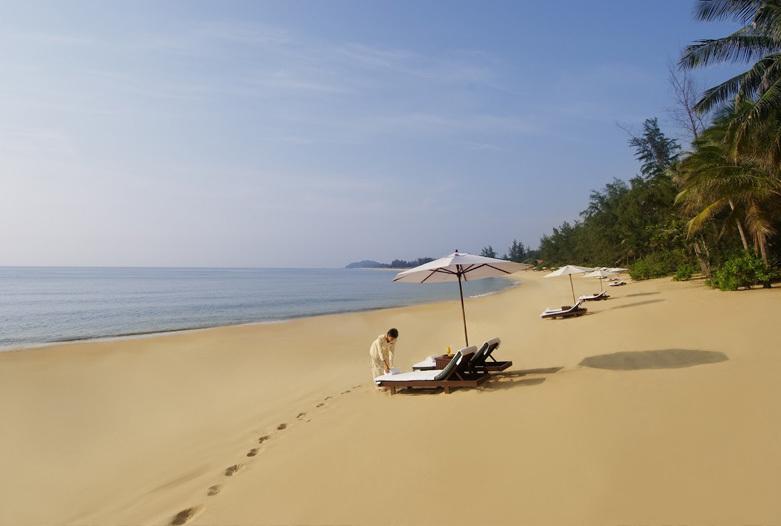 Malaysia Reisen | Traumstrand, Tanjong Jara