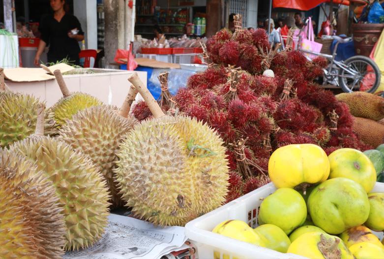 Malaysia Reisen | Früchte