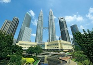 Malaysia Reisen | Petronas Türme Kuala Lumpur